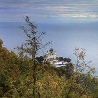 Крым. Осень в Форосе :: BD Колесников