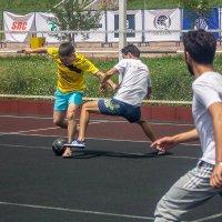 Спортивный фестиваль. Футбол :: Oleg Sharafutdinov