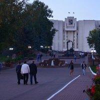 Городской пейзаж :: Алексей