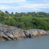 берега Финляндии :: ИННА