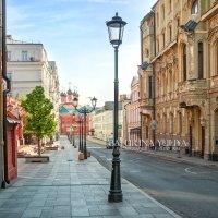 В Петровском переулке :: Юлия Батурина