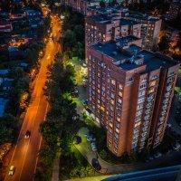 Ночной город :: Ekko Lie