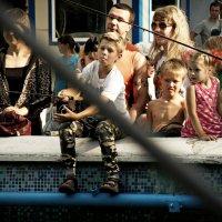 В рыболовном азарте..... :: Андрей Головкин