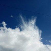 Взрыв в облаках :: - Ivolga