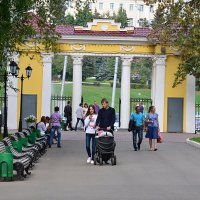 Любимые уголки   парка :: Алексей