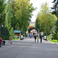 Любимые уголки   парка. :: Алексей
