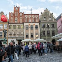 На рыночной площади :: Nina Karyuk
