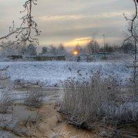 Утро восход :: Cергей Кочнев