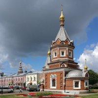 Красота старой ярославской архитектуры, в начале июля :: Николай Белавин