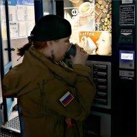 Кофе на брудершафт :: Кай-8 (Ярослав) Забелин