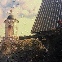 В дождь :: Любовь