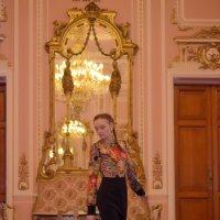 Платье с русской душой :: Андрей Игоревич