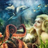 Подводный мир :: Ольга Стрельцова