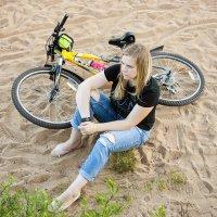 Велопрогулка :: Марина Алексеева