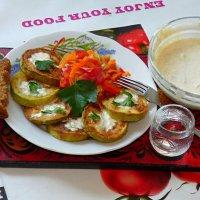 О лёгких летних закусках.. :-) :: Андрей Заломленков