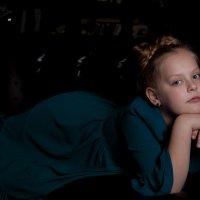Портрет на диване :: Семён Князев