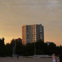 Закат :: Андрей Марченко