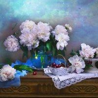 ...аромат цветов не исчезает ... :: Валентина Колова