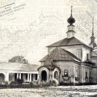 Статистическая карта Суздальской Округи :: Тата Казакова