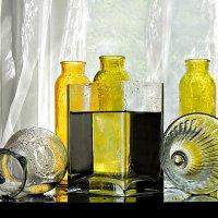 Такое необычное-обычное стекло. :: ЛЮБОВЬ ВИТТ