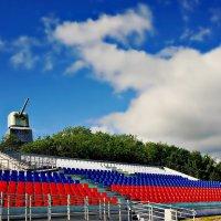 Североморск. Скоро День ВМФ :: Екатерина Забелина