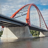 Бугринский мост :: Владимир Габов