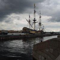 в раме из гранита и облаков :: sv.kaschuk