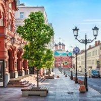 Театр Наций в Петровском переулке :: Юлия Батурина