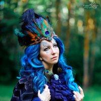 Синяя птица :: Ирина Кулага