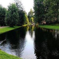 Бабушкин парк. :: Sergey Serebrykov