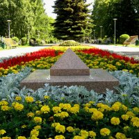 Бульвар героев :: Радмир Арсеньев