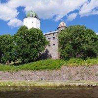 Выборгский замок :: Андрей Игоревич