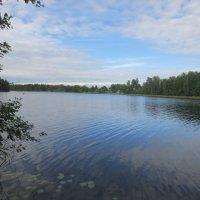 Голубое озеро :: Елена