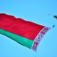 Флаг в небе :: Uladzimir_m MVV