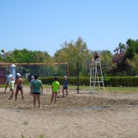 Волейбол на пляже :: Наталья Цыганова