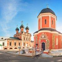 Собор Святого Петра и Собор Боголюбской иконы Божьей Матери :: Юлия Батурина
