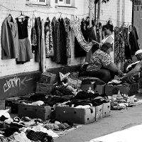 Будни блошиного рынка :: M Marikfoto