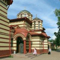 Николо-Малицкий монастырь :: Евгений Кочуров