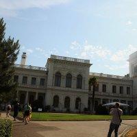 Ливадийский дворец. :: sav-al-v Савченко