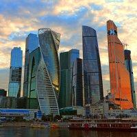 Москва-Сити :: Vitalet