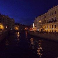 Мойка в белую ночь :: Андрей Игоревич