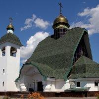 Храм в честь Рождества Христова. Балаково. Саратовская область :: MILAV V