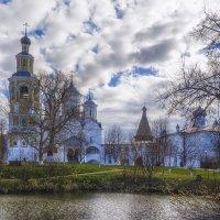 В Спасо-Прилуцком монастыре :: Сергей Цветков