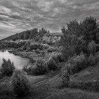 По берегам реки Красивая Меча :: Николай Галкин