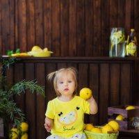 Лимонный день :: Юля Ларина