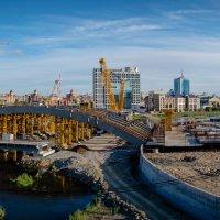 Город строится (панорама) :: Марк Э