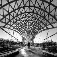 Мост Мира, Тбилиси :: Nadin
