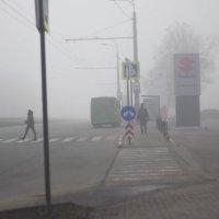 мартовский туман :: Бармалей ин юэй