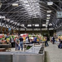 Кузнечный рынок :: Александр