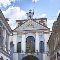 Ворота Аушрос. Вильнюс. :: Larisa Freimane